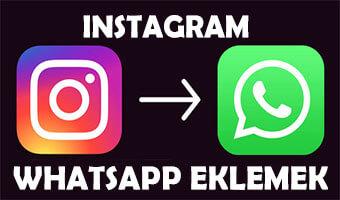instagram-whatsapp-eklemek