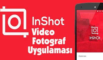 Video Düzenleyici & Fotoğraf Düzenleme Uygulaması: InShot