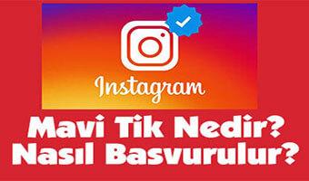 instagram-mavi-tik-nedir