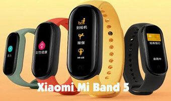 Xiaomi Mi Band 5 Özellikleri ve Fiyatı