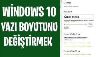 yazi-boyutunu-degistirme-windows10