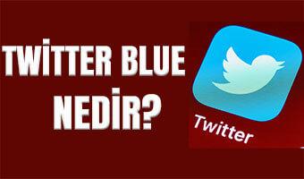 twitter-blue-nedir