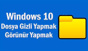 windows10-gizli-dosya